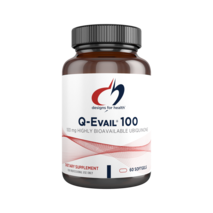 Q-Evail™ 100, 60 softgels